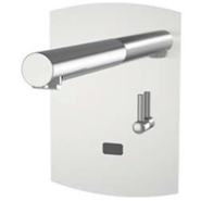 Grifo eléctronico para lavabo: PRESTO DOMO SENSIA - PM con Alimentador 12V Cromo - bim