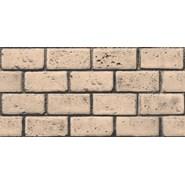 printed series - Running bond used brick - bim